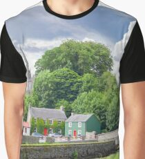 castletownroche park and church Graphic T-Shirt