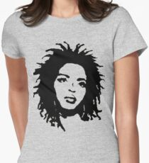 Ms. Lauryn  Women's Fitted T-Shirt
