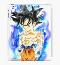 Cute Ultra Instinct Goku iPad Case/Skin
