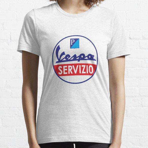 Vespa Servizio Merchandise Essential T-Shirt
