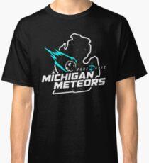 Michigan Meteors: Pure Panic Classic T-Shirt
