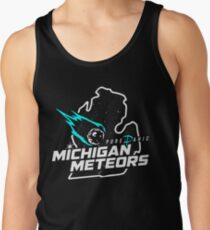Camiseta de tirantes Meteoros de Michigan: Pánico puro