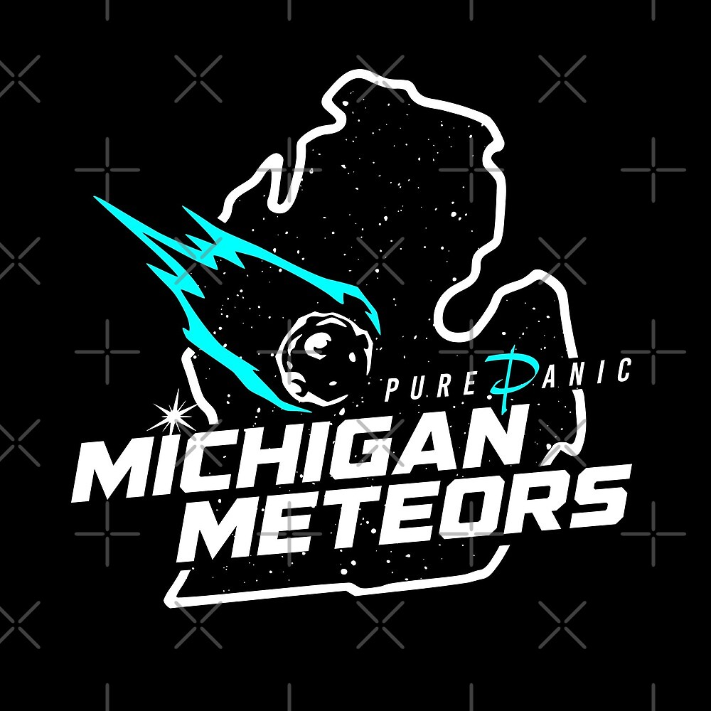 Michigan Meteors: Pure Panic by thedline