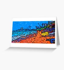 Picture 2015068 Justin Beck Beach Greeting Card