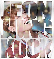 Jeon Jungkook (JungKook) - BTS Poster