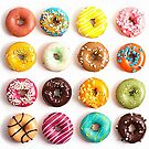 Donuts = Happiness  by #PoptART products from Poptart.me