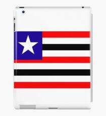 Flag of the State of Maranhão, Brazil iPad Case/Skin