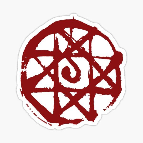 Fullmetal Alchemist - Alphonse Sticker
