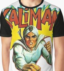 Camiseta gráfica KALIMAN