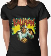 KALIMAN Women's Fitted T-Shirt