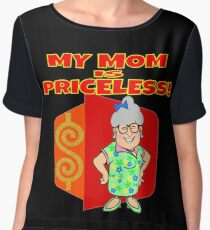 TV Game Show - TPIR (The Price Is...)My Mom Is Priceless Chiffon Top