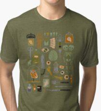 Oddities Tri-blend T-Shirt