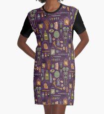Oddities Graphic T-Shirt Dress
