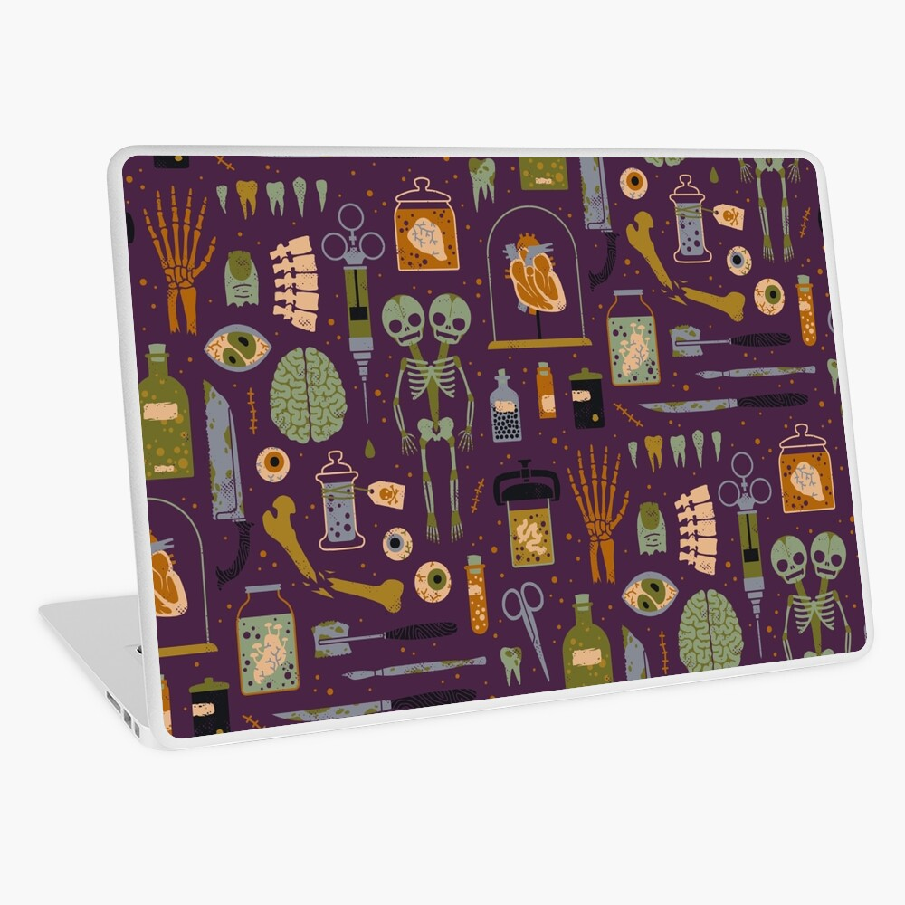 Oddities Laptop Skin