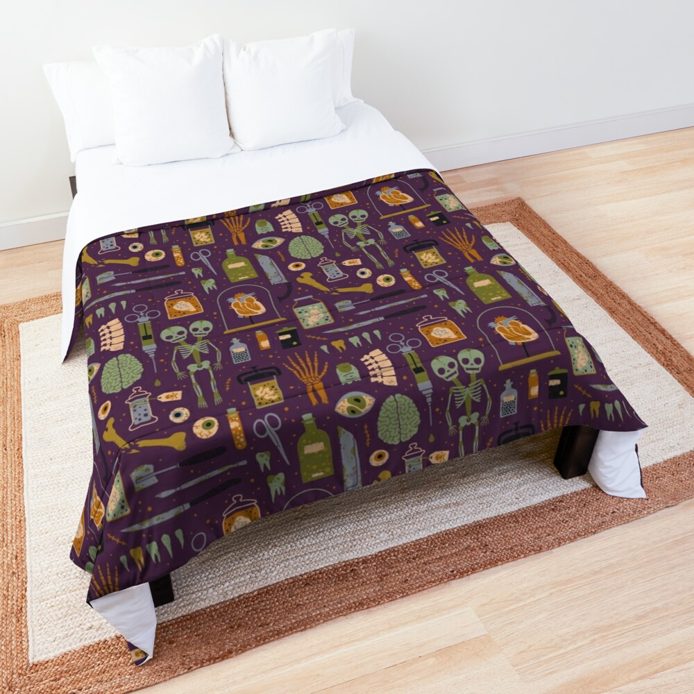 Oddities Comforter