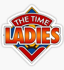 The Time Ladies Sticker