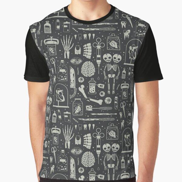 Oddities: X-Ray Graphic T-Shirt