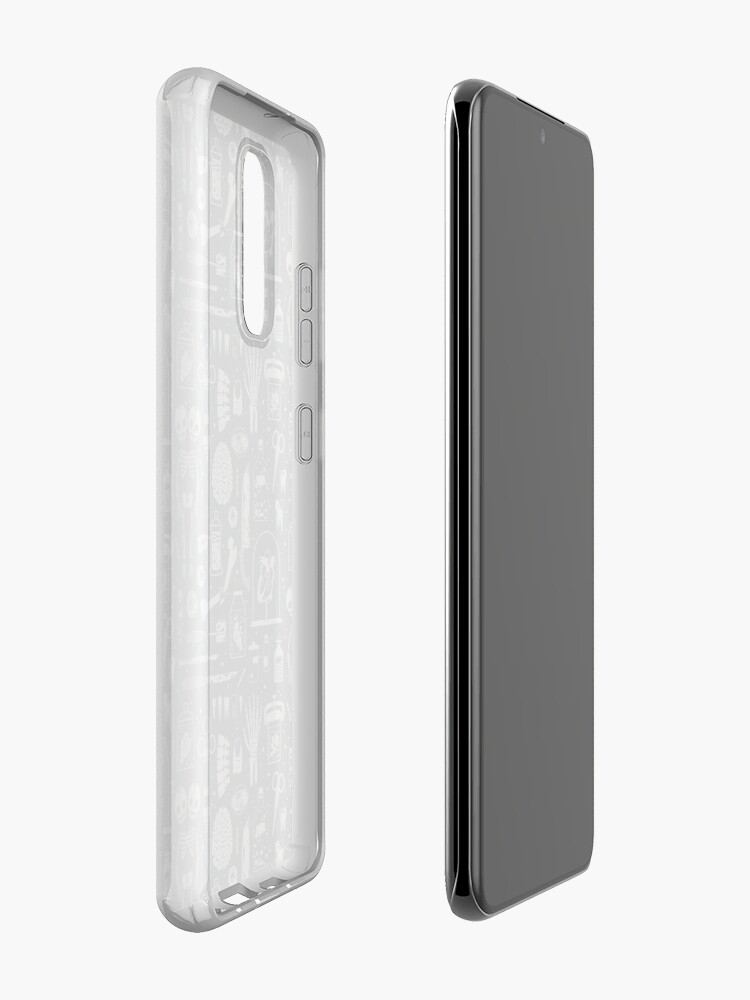 Alternate view of Oddities: X-Ray Case & Skin for Samsung Galaxy