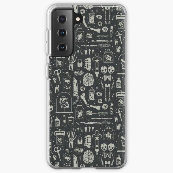 Bizarreries: Rayons X Coque souple Samsung Galaxy