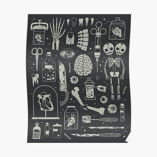 Oddities: X-Ray Poster