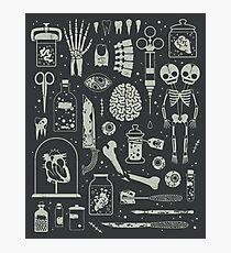 Seltsamkeiten: Röntgen Fotodruck