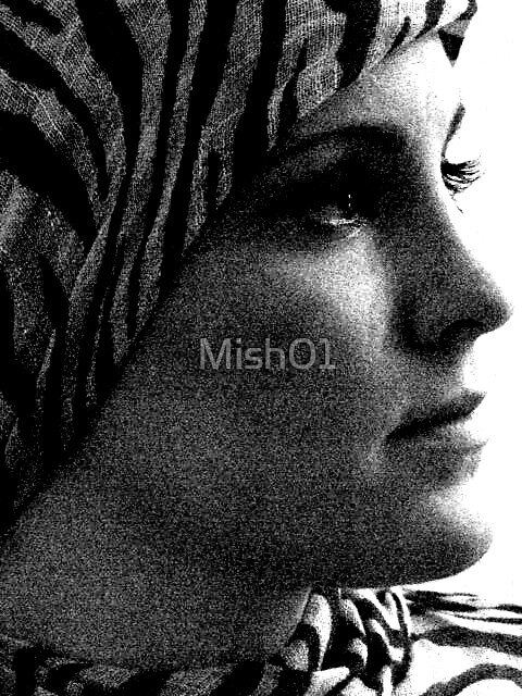 1970's Lady  by Mish01