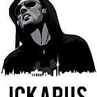 dj ICKARUS  by mayerarts