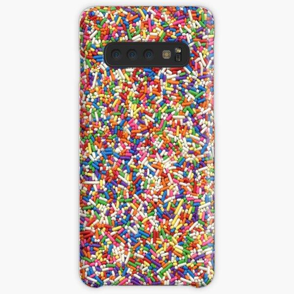 Rainbow Sprinkles Samsung Galaxy Snap Case