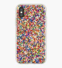 Vinilo o funda para iPhone Rainbow Sprinkles