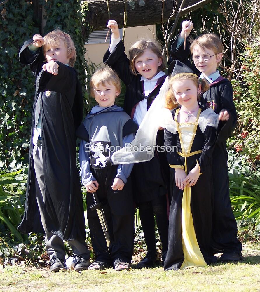 Fairy Tale Kids by Sharon Robertson