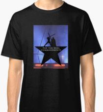 Star Wars - Hamilton Mashup: 10 Duel Commandments Classic T-Shirt