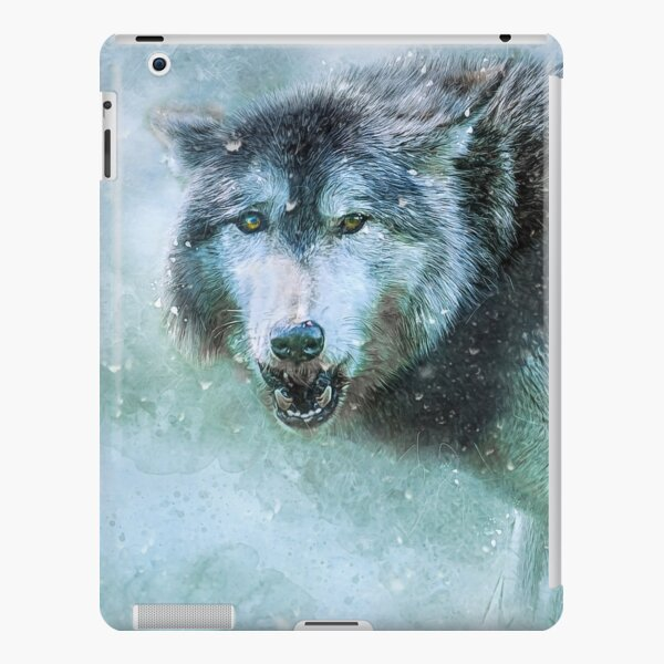 Leader of the pack iPad Snap Case