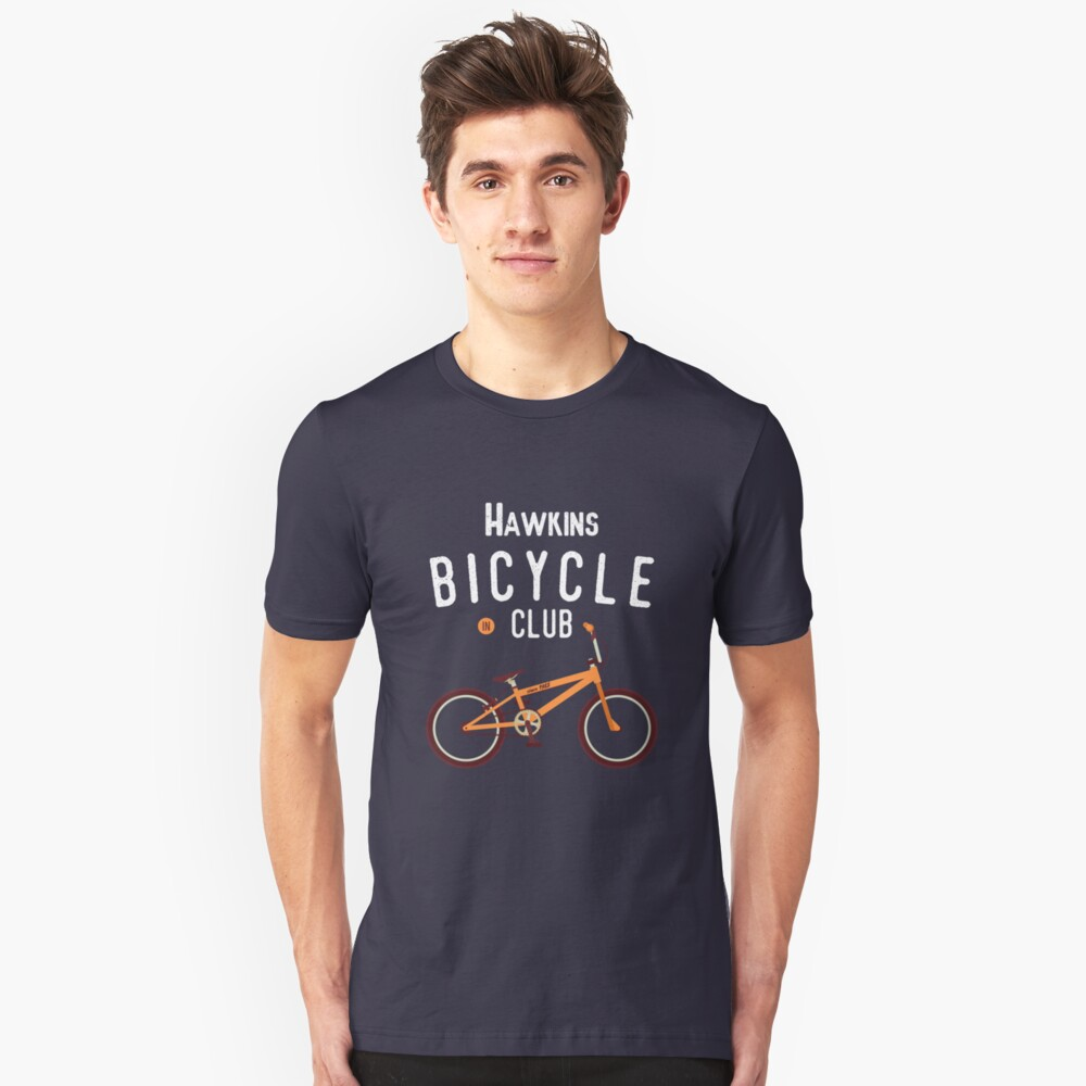 Hawkins Bicycle Club Unisex T-Shirt Front