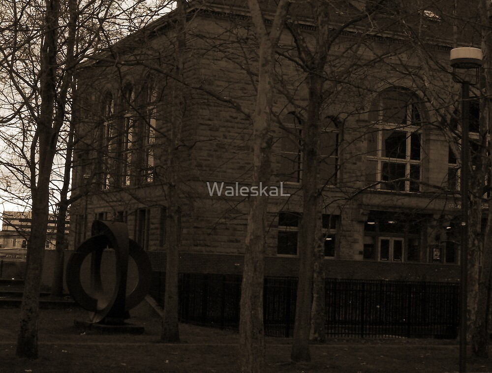 Urban Arts by WaleskaL