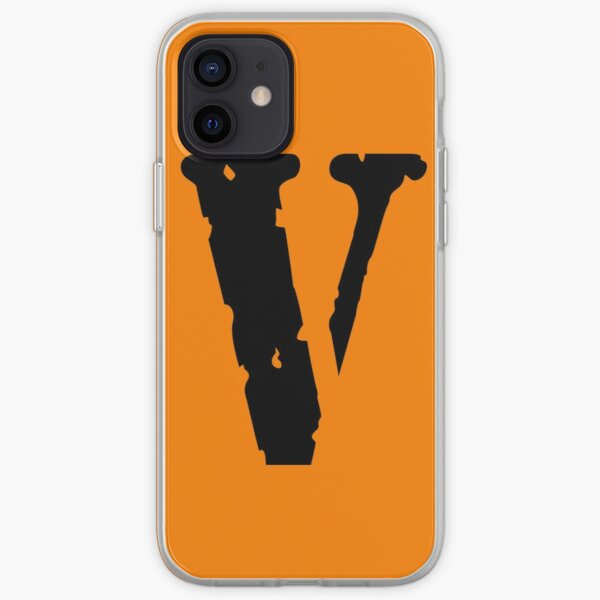 Vlone Logo iPhone Soft Case