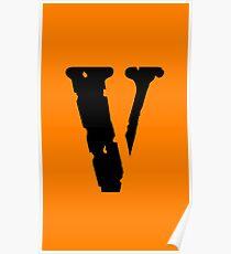 Vlone Logo Poster