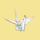 Paper Crane by Dan Tabata