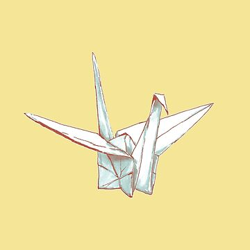 Paper Crane by dmtab