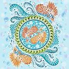 Harmony of the seas ,boho,hippie,bohemian by hildurko