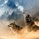 Wild Wolves  by Delights