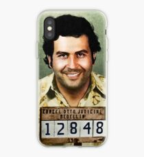 Vinilo o funda para iPhone PABLO ESCOBAR 1