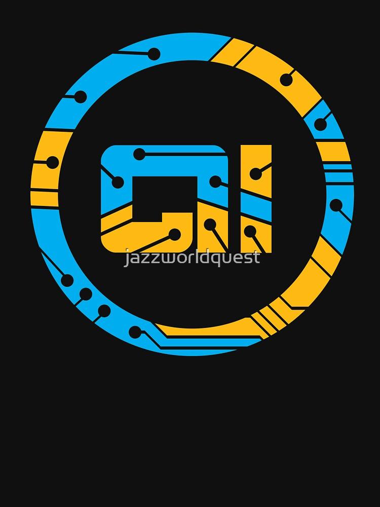 Artificial Intelligence Symbol by jazzworldquest