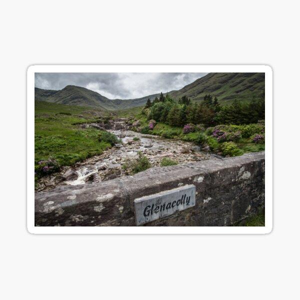 Glenacolly bridge Sticker