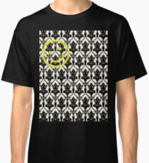 BBC Sherlock 'Bored Smiley Face'  Classic T-Shirt