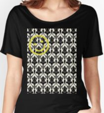 BBC Sherlock 'Bored Smiley Face'  Women's Relaxed Fit T-Shirt