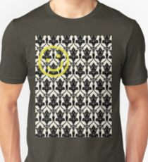 BBC Sherlock 'Bored Smiley Face'  Unisex T-Shirt