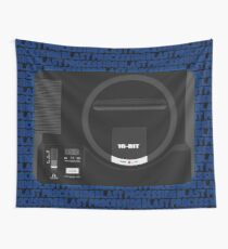 Megadrive/Genesis - Blastfade Wall Tapestry