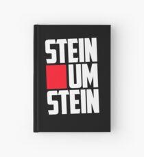 Stein Um Stein Hardcover Journal
