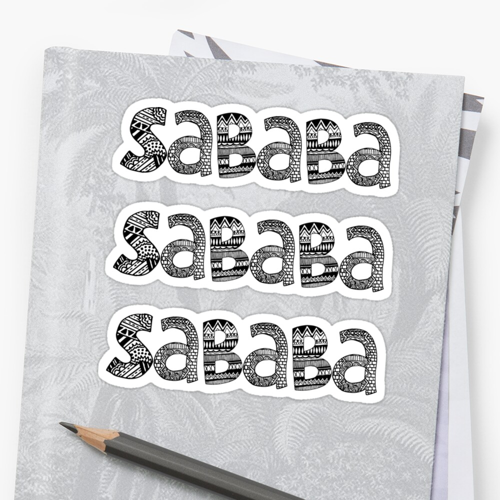 SABABA by MadEDesigns