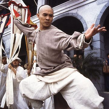 Once Upon A Time In China Wong Fei Hung Jet Li by bammydfbb